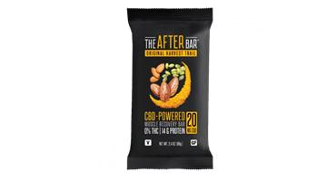 新的锻炼后CBD注入蛋白质栏